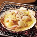豆酱味贝壳锅
